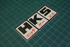 JDM HKS Sticker WRX STi Evo Swift Integra Civic Type R MR2 Celica S2000 CRZ GTR