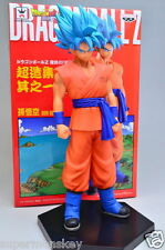 BANPRESTO DRAGONBALL Z DXF MOVIE RESURRECTION F SUPER SAIYAN GOD SON GOKOU GOKU