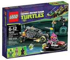 LEGO® Teenage Mutant Nina Turtles 79102 Stealth Shell in Pursuit NEW MISB NRFB