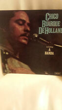 Chico Buarque de Hollande-first album of 1966, RGE original re-issue, brazil
