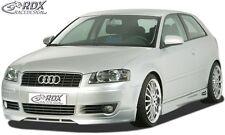"""Audi A3 8P 3 door [2003-2005] - Front bumper spoiler """"GT4"""""""
