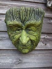 Verde Hombre Maceta Antiguo centeno », Frostproof Piedra, mítico Ornamento del jardín