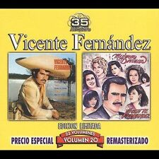Fernandez, Vicente-Remastered Series, Vol. 20 CD NEW