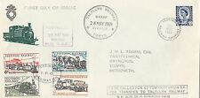 (90284) CLEARANCE GB Festiniog Railway Letter Cover 28 May 1969