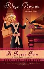 A Royal Pain 2 by Rhys Bowen (2008, Hardcover) First Edition Book Novel Fiction