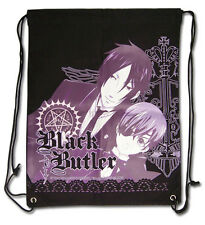 *NEW* Black Butler: Group Drawstring Bag by GE Animation