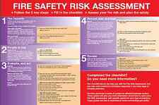 Fire Risk Assessment Template Tool for your Business in Excel-Fire Tool for 2017