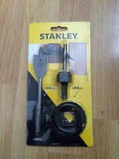 STANLEY Holesaw e flatwood Trapano Set sta81187-xj