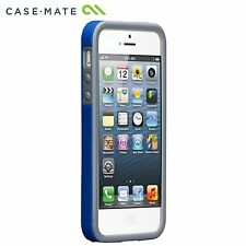 GENUINE CaseMate iPhone SE 5 & 5S Tough Protective Case Cover Blue | CM022472