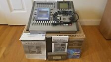 ROLAND VS-2400CD DIGITAL AUDIO WORKSTATIION W/BOX DVD MANUAL PROJECT CD VHS CDR
