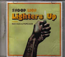 Snoop Lion-Lighters Up Promo cd single