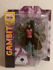 New Marvel Select Gambit Short Hair X-Men Remy LeBeau 2012