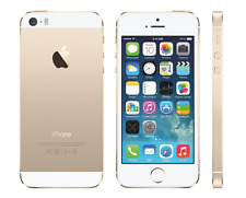 Apple iPhone 5s - 16gb-Oro (Rigenerato) Smartphone Grado A+++
