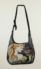 DISNEY BEAUTY AND THE BEAST BELLE SKETCH HOBO BAG TOTE BAG PURSE
