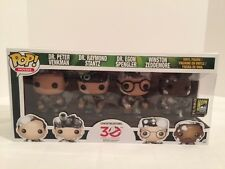 Funko POP San Diego Comic Con 2014 30th Anniversary Ghostbusters (4 pack)
