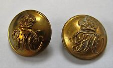 Ww2 vintage GPO General Post Office Homefront buttons NEW YEAR SALE