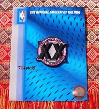 NBA 1991 2011 Chicago Bulls XX 20th Anniversary 1st Championship small patch