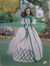 Annie's Attic Southern Belle Fashion Bed Doll Crochet Pattern Decoration Day