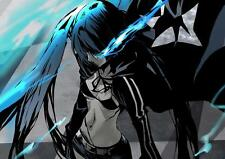 Black Rock Shooter A3 Poster 4