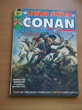 MARVEL (CURTIS): SAVAGE SWORD OF CONAN #1, BARRY SMITH, 1974, VF+ (8.5)!!!