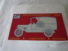 LIBERTY 1916 STUDEBAKER PANEL DELIVERY TRUCK US MAIL DIE-CAST METALBANK