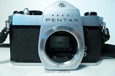 Asahi Pentax Spotmatic SP 500 35mm SLR film camera - tested