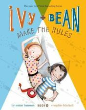 Ivy and Bean Make the Rules (Book 9)-ExLibrary