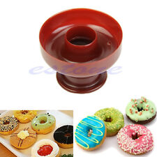 Donut Maker Cutter Mold Fondant Bread Cake Desserts Bakery Mould Tool DIY New