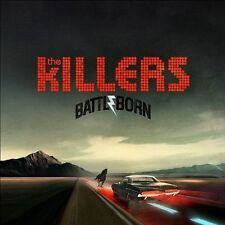 Battle Born by The Killers  (CD 2012 Island) FREE SHIPPING to USA
