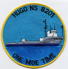 Hugo NS 8201 - One Moe Time BC Patch Cat. No. B908