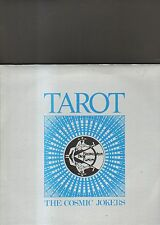 THE COSMIC JOKERS - tarot LP