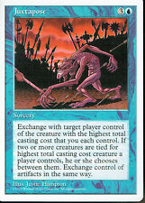 MAGIC THE GATHERING 5TH EDITION BLUE JUXTAPOSE