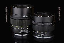 New MITAKON II Speedmaster 35mm f/0.95 Fujifilm FX X-Pro1 X-T1 X-M1 X100T
