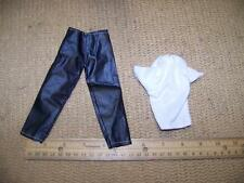 1/6th Scale Leather Like pants and Shirt