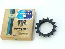 Dura Ace 10 Pitch Track Cog 14T Shimano Fits 10 Hub Only 14 Pista Bicycle NOS