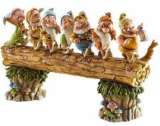 Disney Traditions Snow White 7 Seven Dwarfs Homeward Bound Ornament 4005434