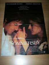 SOMMERSBY - Kinoplakat A1 ´93 - RICHARD GERE Jodie Foster