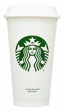 Starbucks Coffee Reusable Recyclable Plastic Grande Cup