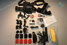 Gopro Hero 4 Silver - Tons of Accessories!
