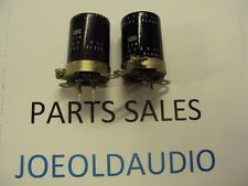 Pioneer QX-8000 Original Channel Filter Capacitors 35V 2200 UF. 1 Pair Tested