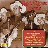 """The Yodelling Cowboy Sings """"Amelia Earhart's Last Flight"""", Red River Dave, Very"""