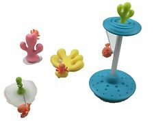 Kids Baby Bathroom Bathtime Toys Coral Collection