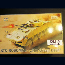 "1/35 KTO ROSOMAK ""The Green Devil"" Modern Polish APC - IBG Models 35032"