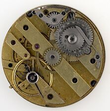 SWISS COMPLICATED  CYLINDER PATENTED MOVEMENT SPARES AND REPAIRS Q43