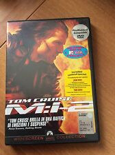 MISSION IMPOSSIBLE 2   M:i-2  con TOM CRUISE  DVD  FILM