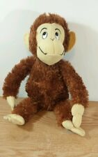 "Kohl's Cares Hand Hand Finger Thumbs Monkey 16"" Plush"