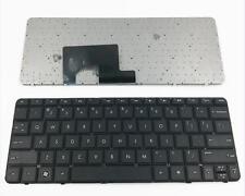 for HP Mini 1103 210-3000 110-3500 110-4100 200-4000 210-2037 US Black Keyboard