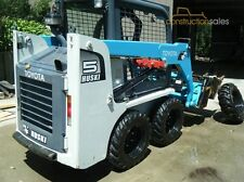 TOYOTA SKID STEER HUSKI SDK 5SDK5 5SDK8 5SDK9 5SDK10 5SDK11 ENGINE REPAIR MANUAL