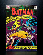 COMICS: DC: Batman #188 (1966), 1st Eraser app - RARE (superman/figure/flash)