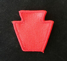 28TH INFANTRY DIVISION PATCH KEYSTONE HAT PIN UP ARMY NATIONAL GUARD CU